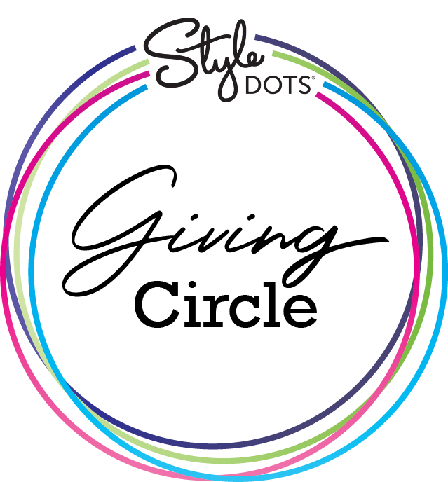Style Dots Giving Circle logo
