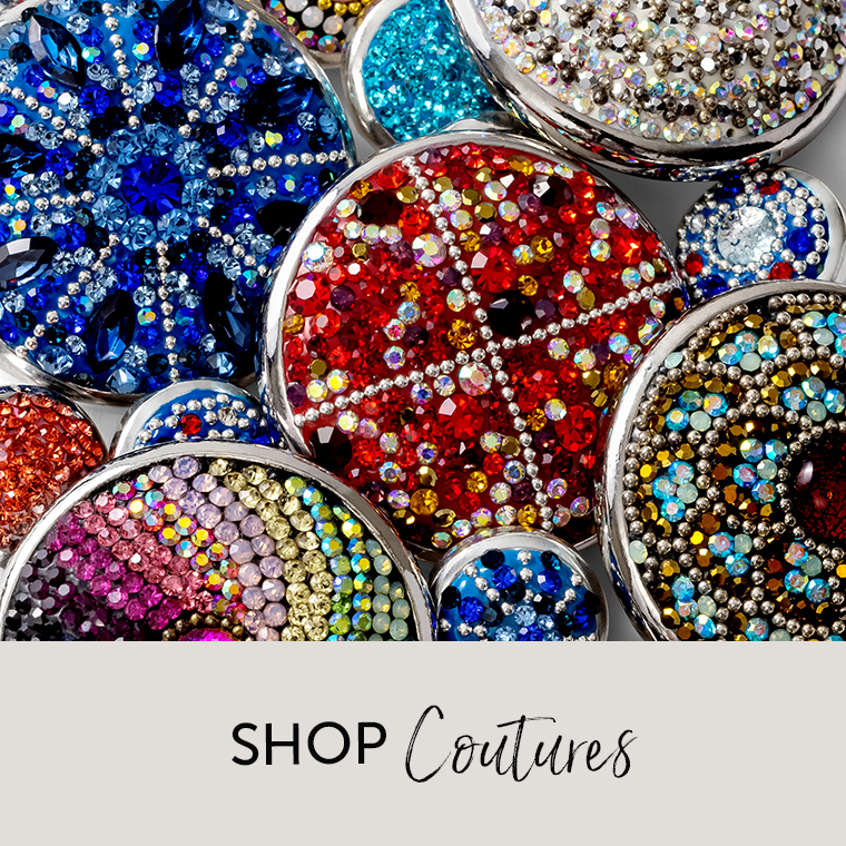 Multi color Couture Dots