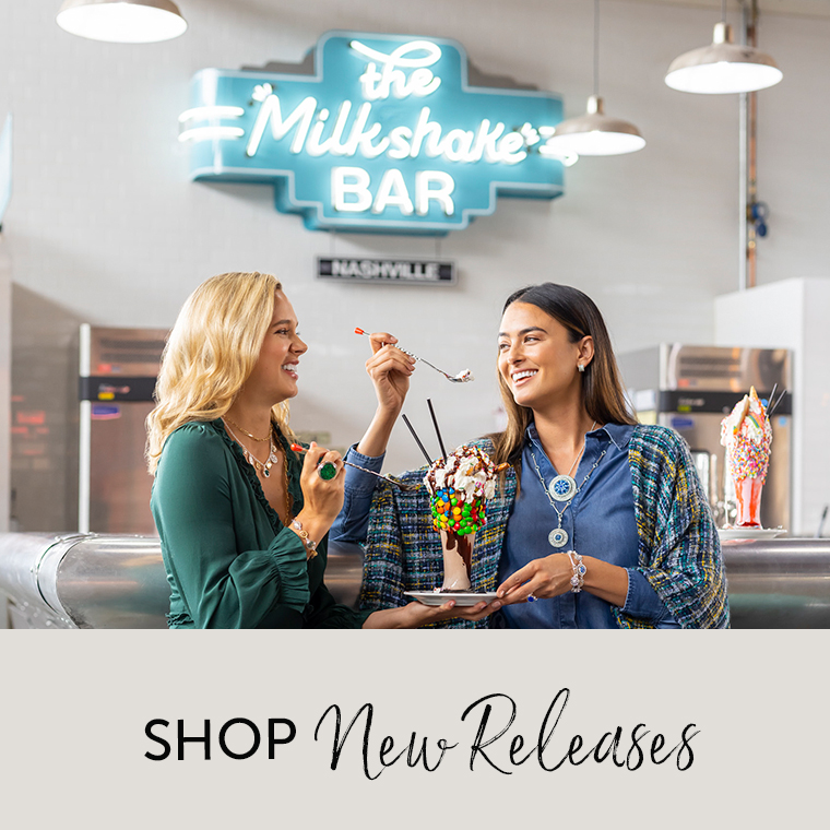 Women wearing new releases