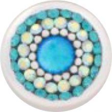 Teal Dot